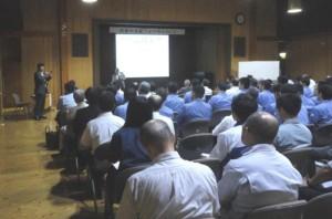講演②の座長 愛媛大学紙産業イノベーションセンター センター長 内村 浩美 氏